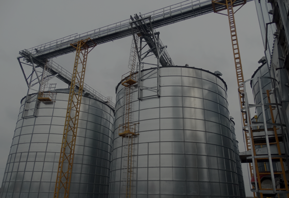 PREPARATION AND STORAGE OF GRAIN
